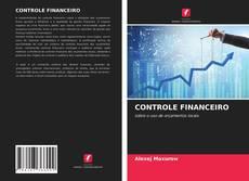 Capa do livro de CONTROLE FINANCEIRO