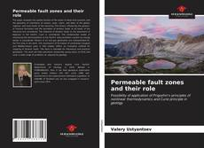 Bookcover of Permeable fault zones and their role