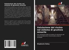 Bookcover of Valutazione del rischio nel sistema di giustizia minorile
