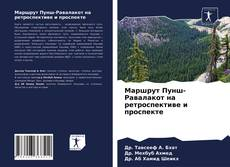 Bookcover of Маршрут Пунш-Равалакот на ретроспективе и проспекте