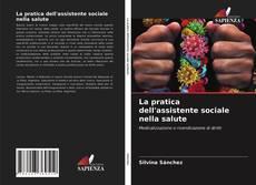 Copertina di La pratica dell'assistente sociale nella salute