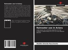 Capa do livro de Rainwater use in Aviary