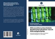 Mikrowellenunterstützte Biodieselproduktion durch Mikroalgenlipide的封面