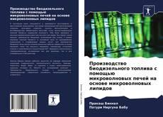 Производство биодизельного топлива с помощью микроволновых печей на основе микроволновых липидов的封面