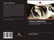 Capa do livro de Culture publicitaire