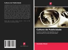 Bookcover of Cultura de Publicidade