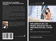 Portada del libro de INFLUENCIA DE LAS REDES SOCIALES EN LA PREVENCIÓN DEL COVID-19