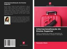 Capa do livro de Internacionalização do Ensino Superior
