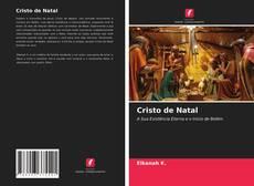 Capa do livro de Cristo de Natal