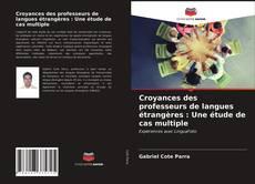 Bookcover of Croyances des professeurs de langues étrangères : Une étude de cas multiple
