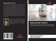 Bookcover of Nosocomial insects
