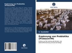 Buchcover von Ergänzung von Probiotika (ProtexinTM)