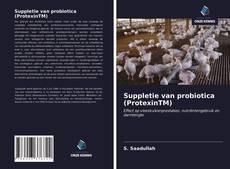 Portada del libro de Suppletie van probiotica (ProtexinTM)