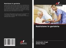 Copertina di Nutrizione in geriatria