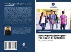 Buchcover von Bewältigungsstrategien von neuen Schulleitern
