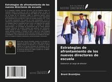Buchcover von Estrategias de afrontamiento de los nuevos directores de escuela