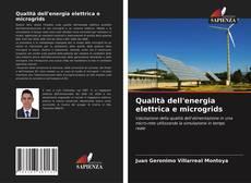 Copertina di Qualità dell'energia elettrica e microgrids