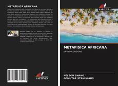 METAFISICA AFRICANA kitap kapağı