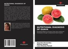 Обложка NUTRITIONAL DIAGNOSIS OF GUAVA