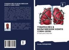 ТУБЕРКУЛЁЗ В БЕЛЬГИЙСКОМ КОНГО (1904-1959)的封面