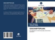 GESCHÄFTSPLAN: kitap kapağı