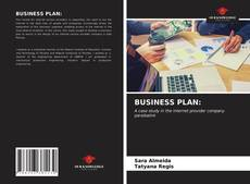 Buchcover von BUSINESS PLAN: