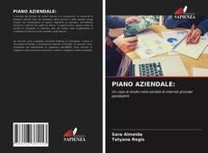 Bookcover of PIANO AZIENDALE: