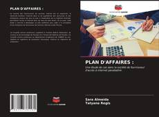 Bookcover of PLAN D'AFFAIRES :
