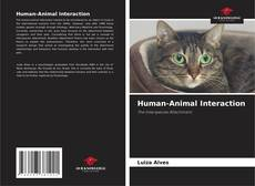 Couverture de Human-Animal Interaction