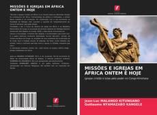 Borítókép a  MISSÕES E IGREJAS EM ÁFRICA ONTEM E HOJE - hoz