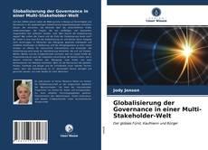 Portada del libro de Globalisierung der Governance in einer Multi-Stakeholder-Welt