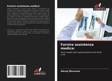 Bookcover of Fornire assistenza medica: