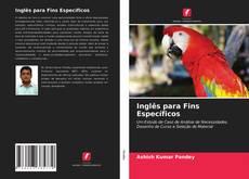 Capa do livro de Inglês para Fins Específicos