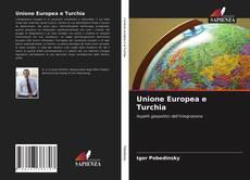 Bookcover of Unione Europea e Turchia