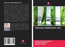 Capa do livro de Ciências Ambientais (XI)