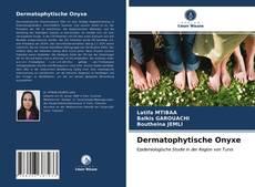Buchcover von Dermatophytische Onyxe