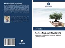 Buchcover von Rettet Guggul-Bewegung