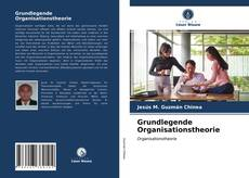 Buchcover von Grundlegende Organisationstheorie