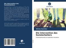 Buchcover von Die Intervention des Sozialarbeiters