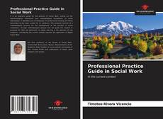 Bookcover of Professional Practice Guide in Social Work