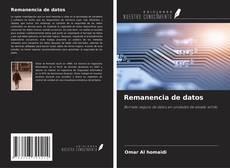 Portada del libro de Remanencia de datos