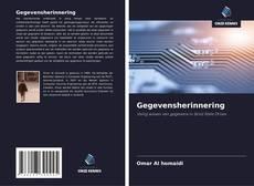Bookcover of Gegevensherinnering