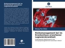 Buchcover von Risikomanagement bei im Krankenhaus erworbener Legionärskrankheit