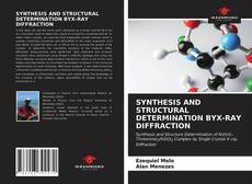 Capa do livro de SYNTHESIS AND STRUCTURAL DETERMINATION BYX-RAY DIFFRACTION