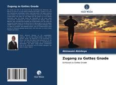 Zugang zu Gottes Gnade kitap kapağı