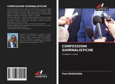 Copertina di CONFESSIONI GIORNALISTICHE