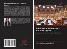 Biblioteka Publiczna - Villa de Leyva kitap kapağı