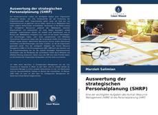Couverture de Auswertung der strategischen Personalplanung (SHRP)