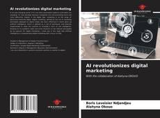 Buchcover von AI revolutionizes digital marketing
