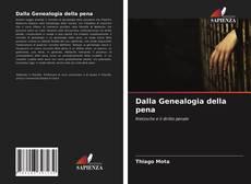 Capa do livro de Dalla Genealogia della pena
